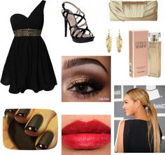 """Prom 15'"" by bellanna on Polyvore"