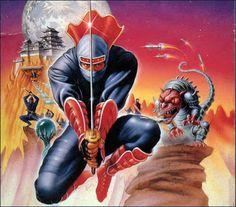 Shinobi by Sega (1987)