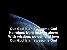 Rich Mullins~Our God is an Awesome God!