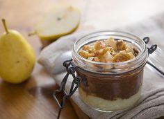 Parmentier de boudin basque à la poire Foie Gras, Pudding, Sugar, Desserts, Food, Pear, Basque, Recipes, Kitchens