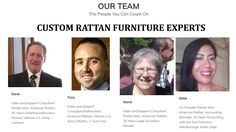 """The World of the """"Rattan Man"""": Buy your custom furniture from the Experts!"""
