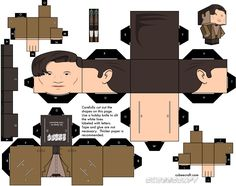 Paper Doll 11 More