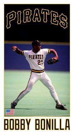 Famous Baseball Players, Pittsburgh Pirates, Bobby, Baseball Cards, Sports, Hs Sports, Sport
