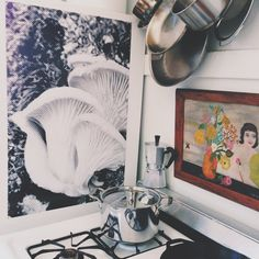 12 Clever (and Unusual) Ways to Enjoy Art in the Kitchen