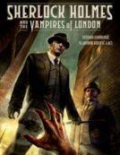 Sherlock Holmes and the Vampires of London Graphic Novel Review by David Lowry #comics #vampires #sherlockholmes #graphicnovel