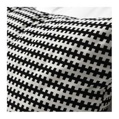 IKEA STOCKHOLM cushion Cotton velvet gives depth to the colour and softness to the touch.