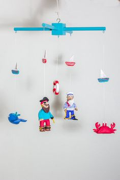 Hey, I found this really awesome Etsy listing at https://www.etsy.com/listing/246792988/nursery-mobile-baby-mobile-pirate-mobile