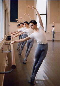 Men Ballet