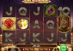 Игровой автомат Gold King онлайн с выводом денег  Темой игрового аппарата Gold King стал король и его многочисленные сокровища. Этот онлайн автомат подарит вам массу возможностей для вывода денег. Ими являются фриспины, дополнительные функции и 20 всегда активных линий.