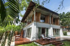 The Top 25 Luxury Hotels In Thailand - #1 - Layana Resort and Spa in Ko Lanta
