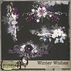 Winter Wishes - Clusters