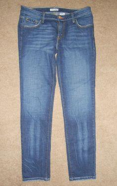 "Levi's 503 Womens Skinny Blue Denim Jeans Pants Red Tab 13L  36x33 Rise 10"" New #Levis503 #BootCut"