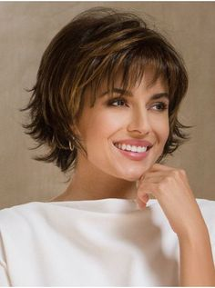 Search results for: 'wigs women s sky large rooted by noriko re' - Wilshire Wigs Short Hair With Layers, Short Hair Cuts, Short Hair Styles, Natural Hair Styles, Pixie Cuts, Natural Wigs, Cute Short Hair, Short Layered Haircuts, Wilshire Wigs