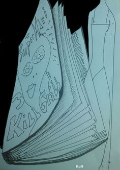 "Cover Book Pulp ""Kill Grill Vol 3: SuperMary: Edition bilingual english spanish buy in Amazon"
