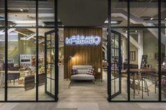 Ki-mono.net Store by iRetail Interior Design Company at One KM Mall, Singapore » Retail Design Blog