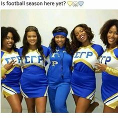 Ee-yip! Butler University, Divine Nine, Sigma Gamma Rho, Royal Blue And Gold, Sister Friends, Sorority Life, Sorority And Fraternity, Greek Life, Fangirl