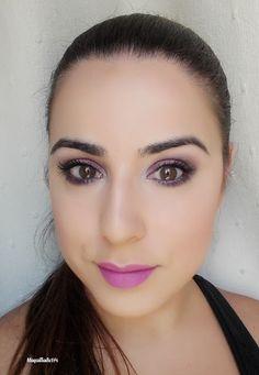 Maquilladict@s: Look Bossy #Tutorial #makeup #makeuptutorial #stepbysteptutorial