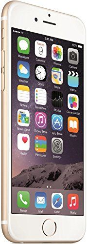 "Apple iPhone 6 Plus - Smartphone libre iOS (pantalla 5.5"", cámara 8 Mp, 128 GB, Dual-Core 1.4 GHz, 1 GB RAM), oro"
