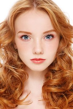 natural red hair with blonde highlights - Google Search