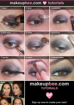 Step-By-Step Tutorial for Graduation makeup