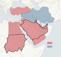 Behind Stark Political Divisions, a More Complex Map of Sunnis and Shiites - The New York Times