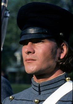 NORTH AND SOUTH - TV Miniseries - Airdates: November 3, 5 though 7, 9 and 10, 1985. (Photo by ABC Photo Archives/ABC via Getty Images) PATRICK SWAYZE Patrick Swayze, Perfect North, Mejores Series Tv, Abc Photo, November 3, Dirty Dancing, North South, Fine Men, Classic Tv