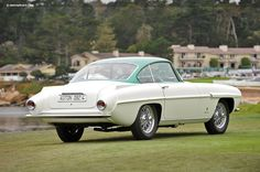 "1956 Aston Martin DB2-4 MKII Ghia ""Supersonic Coupe"""