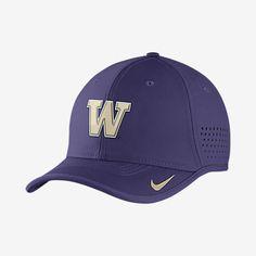 c9a2962e599cc Nike College Vapor Sideline Coaches (Washington) Adjustable Hat