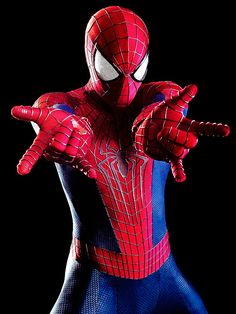 Official Still from The Amazing Spider-Man 2