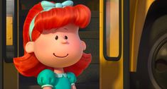 Exclusive Interview with Francesca Capaldi – The Little Red Haired Girl from The Peanuts Movie. Francesca gives the voice to the character that never spoke. Peanuts Movie, Peanuts Characters, Movie Characters, Snoopy Love, Charlie Brown And Snoopy, Red Haired Actresses, Dog With A Blog, Blue Sky Studios, Movies