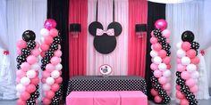 Decoración de Minnie