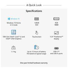 Microsoft Surface Laptop Go in Stock on Amazon India