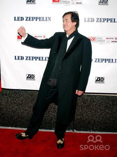 2003 Jimmy Page: Special Premiere of the New Led Zeppelin DVD. Loew's 34th Street Theatre, New York City Photo By: Andrea Renault / Globe Photos, Inc.