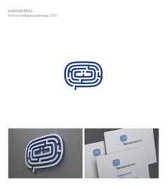 NANOSEMANTIKA Artificial intelligence technology 2010 #logodesign #logo #logotype #design #branding #logoped #Russia http://www.behance.net/gallery/40-old-and-new-logos/9975775 40 old and new logos by Denis Ulyanov, via Behance