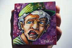 Old Salt 4 by Bryan Collins.  #Bryan #Collins #useeverycolor #Prismacolor
