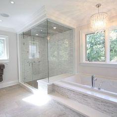 Master Bath - modern - bathroom - toronto - Jodie Rosen Design