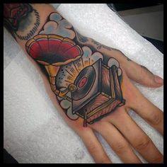Jethro Wood - London Neo Traditional Tattoo Artist