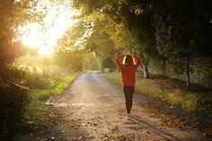 A common mistake beginner runners make.