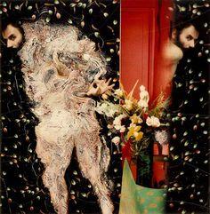 Lucas Samaras, Photo Transformation, 1976 Distortion Photography, Fine Art Photography, Lucas Samaras, Polaroid, Dreams And Nightmares, Political Art, New Art, Modern Art, Street Art