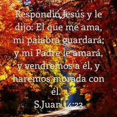 S.Juan 14:23