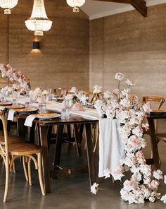 #byronbay #wedding #styling #boho #bridal #weddinginspo #planning Byron Bay Weddings, Wedding Vendors, Wedding Styles, Table Settings, Wedding Inspiration, Table Decorations, Bridal, Modern, Beautiful