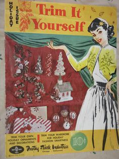 DIY from 1953. Priceless!