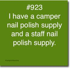 Confessions of campers, counselors, and life long outdoor enthusiasts. Camp Quotes, True Test, Camp Counselor, Girls Camp, Camping Life, Love My Job, Best Self, Confessions, Feelings