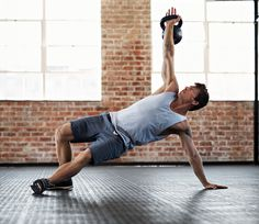 10+Kettlebell+Workouts+to+Get+Six-Pack+Abs - summer workouts