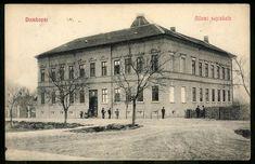 Dombovár, Dombóvár Állami népiskola   Képcsarnok   Hungaricana