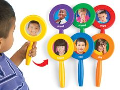Help children learn and express feelings with Moods & Emotions Mirrors