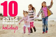 10 Child-Friendly Holidays That Look Amazing - Not Another Mummy Blog