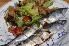 Makreel van de barbecue - Recept | 24Kitchen