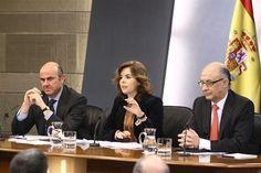 La culpa de que la prima de riesgo de España esté desbocada la tiene Europa, según el Gobierno