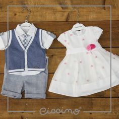 New outfit for Baptism | www.ciccino.com | Design Made in Italy   We are all over the world.  #fashionkids #fashion #kids #children #outfit #summer2016